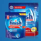 Test Finish dishwasher tabs + win $5,000 worth of groceries