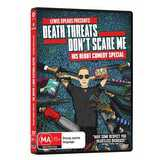 WIN a Copie : Lewis Spears Death Threats Don't Scare Me DVD