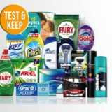 Win $300 worth of P&G Products
