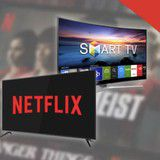 Win A Smart TV + Free Netflix Subscription For A Year