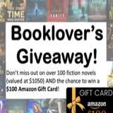 Win Book Pack and a Amazon Gift Card