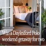 Win Daylesford Accommodation & Polo Experience Package for 2
