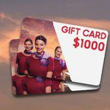 Win a $1,000 Virgin Airways voucher