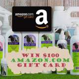 Win a $100 Amazon Gift Card with Equi-Spa