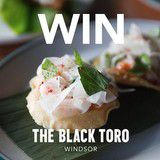 Win a $150 Voucher for Lunch or Dinner in Windsor