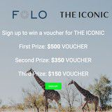 Win a $500 Iconic