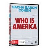 Win a DVD - Who Is America