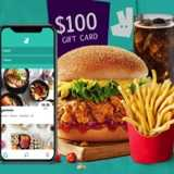 Win a Deliveroo Vouchers