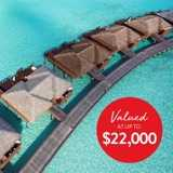 Win a Getaway to The Maldives for 2