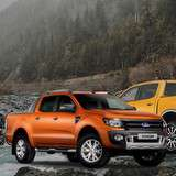 Win a New Ford Ranger + $1,000 Petrol voucher
