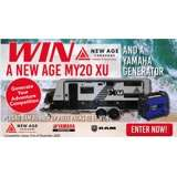 Win a Yamaha Generator and more