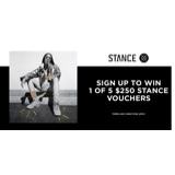 Win a Stance Socks Vouchers